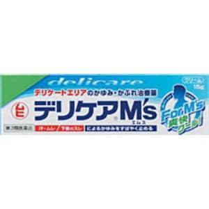 池田模範堂 デリケアMs (15g) 【第3類医薬品】