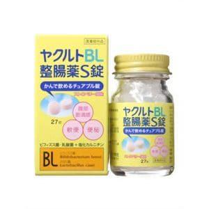 ヤクルト BL整腸薬S錠 27錠 【医薬部外品】