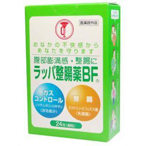 小林製薬 ラッパ整腸薬BF 24包 【医薬部外品】