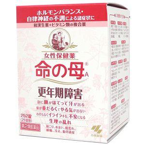 小林製薬 命の母A 252錠 【第2類医薬品】