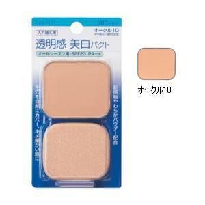 資生堂 セルフィット ピュアホワイトファンデーション (レフィル) オークル10 (13g)