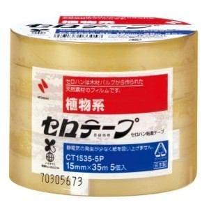 ニチバン セロテープ 15×35 CT-15355P