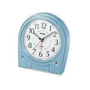 カシオ TQ-580J-2JF 電波時計(置き時計) アナログタイプ