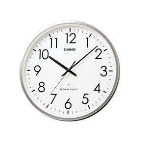 カシオ IQ-2000J-8JF カシオIQ-2000J-8JF電波時計(壁掛け時計)オフィスタイプ