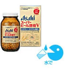 アサヒ スーパービール酵母V 660粒 【栄養補助】