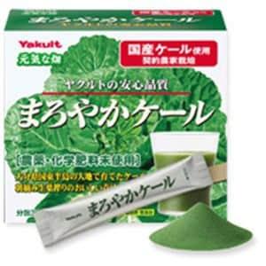 ヤクルト まろやかケール 4.5g×60袋(大分県産ケール葉使用) 【健康補助】