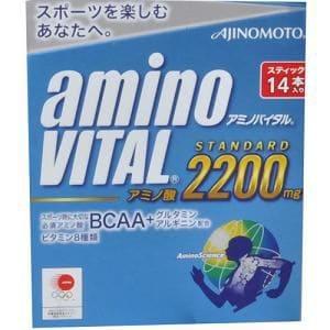 味の素 アミノバイタル 2200 3g×14本 【栄養補助】