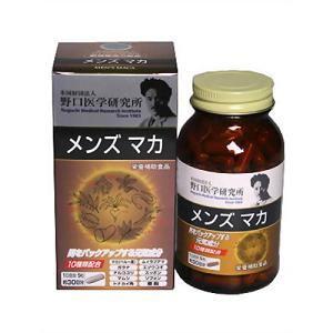明治薬品 野口医学研究所 メンズマカ 150粒 【健康補助】