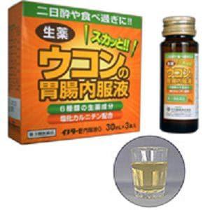 伊丹製薬 イノターゼ内服液G 30ml×3本入 【第3類医薬品】
