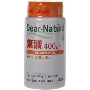 アサヒ ディアナチュラ 葉酸 60粒 【栄養機能食品】