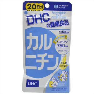 DHC カルニチン 20日分 100粒 【健康サプリ】