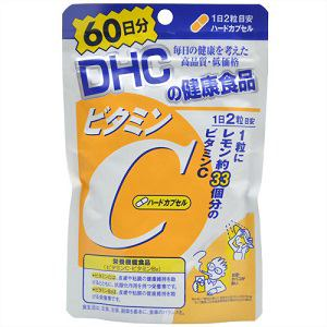DHC ビタミンC 60日分 120粒 【栄養機能食品】