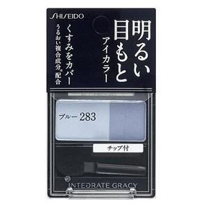 資生堂(SHISEIDO) インテグレート グレイシィ アイカラー ブルー283 (2g)