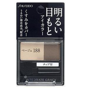資生堂(SHISEIDO) インテグレート グレイシィ アイカラー ベージュ188 (2g)