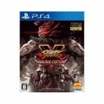 STREET FIGHTER V ARCADE EDITION PS4 PLJM-16112
