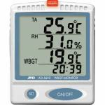 A&D 壁掛・卓上型熱中症指数モニター