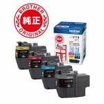 インク ブラザー 純正 カートリッジ LC3119-4PK インクカートリッジ 大容量タイプ お徳用4色パック インク