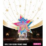 【BLU-R】THE IDOLM@STER M@STERS OF IDOL WORLD!! 2015 Live Blu-ray Day1