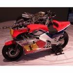 タミヤ 1/ 12 オートバイシリーズ No.121 Honda NSR500'84(14121)プラモデル