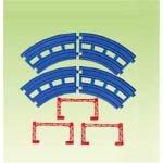 タカラトミー(TAKARA TOMY) プラレール R-05 W曲線