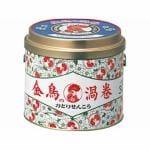 大日本除虫菊 金鳥の渦巻 K 30巻入(缶)