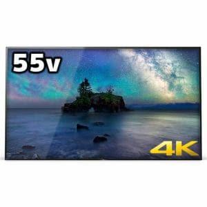 ソニー KJ-55A1 BRAVIA(ブラビア) 55V型 地上・BS・110度CSデジタル 4K対応 有機ELテレビ