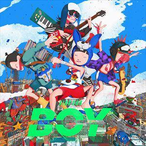 【CD】King Gnu / BOY(初回生産限定盤)(Blu-ray Disc付)