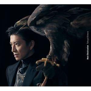 【先着購入特典付】【CD】木村拓哉 / Next Destination(初回限定盤B)(DVD付)
