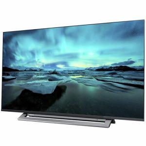 東芝 43M530X REGZA(レグザ) 4K対応 43V型 地上・BS・110度CSデジタルハイビジョン液晶テレビ