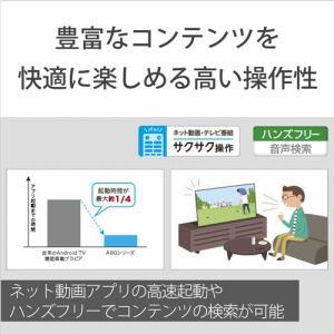 ソニー KJ-55X9500G 55V型 4K液晶テレビ BRAVIA