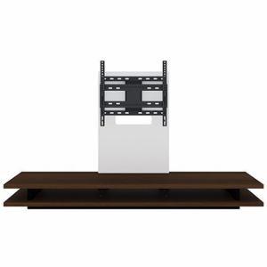 東芝 RWB-S150A-W 壁寄せテレビローボード