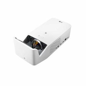 LGエレクトロニクス HF65LS ホームプロジェクター 超短焦点モデル ホワイト