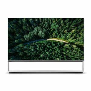 LGエレクトロニクス OLED88Z9PJA 8K対応有機ELテレビ 88V型 BS・CS 4Kチューナー内蔵