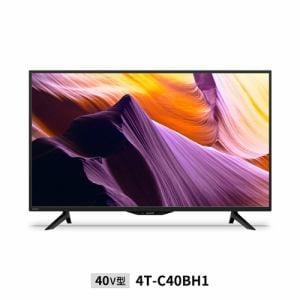 シャープ 4T-C40BH1 AQUOS(アクオス) 4K液晶テレビ 40V型 BH1シリーズ
