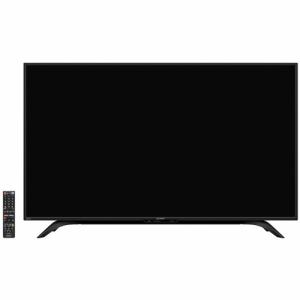 シャープ 4T-C50BH1 AQUOS(アクオス) 4K液晶テレビ 50V型 BH1シリーズ