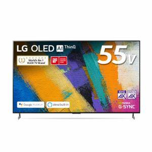LGエレクトロニクス OLED55GXPJA BS・CS 4Kチューナー内蔵有機ELテレビ 4K対応 55V ブラック