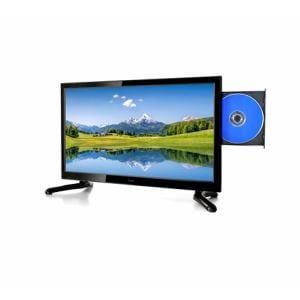 ユニテク LCD2001G 地上デジタル・BS/CSデジタルチューナー搭載 DVDプレーヤー内蔵液晶テレビ Visole 20V型 ブラック