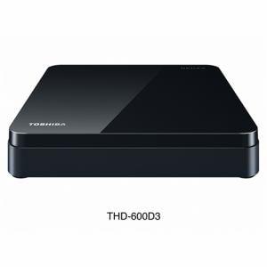東芝映像ソリューション THD-600D3 ハードディスク レグザ 6TB