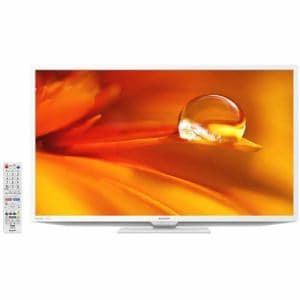 シャープ 2T-C32DE-W 液晶テレビ AQUOS 32V型 ホワイト