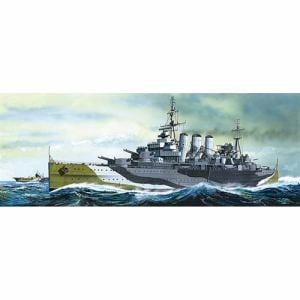 アオシマ WL811 英国海軍 重巡洋艦 ケント