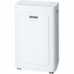 トヨトミ TAD-2218W-W リモコン付スポット冷暖エアコン ホワイト