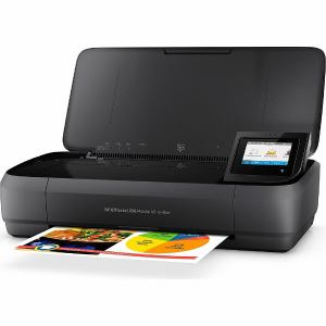 HP(ヒューレットパッカード) CZ992A#ABJ A4カラーインクジェットプリンター 「OfficeJet 250 Mobile」