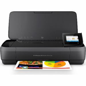 HP(ヒューレットパッカード) CZ992A#ABJ A4カラーインクジェットプリンター 「OfficeJet 250 Mobile」