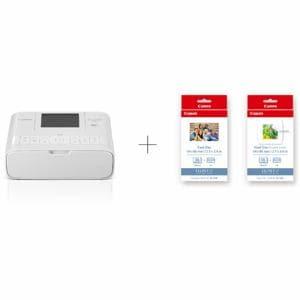 キヤノン CP1300CARDPRINTKIT(WH) コンパクトフォトプリンター 「SELPHY」 カードプリントキット ホワイト