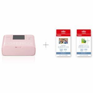 キヤノン CP1300CARDPRINTKIT(PK) コンパクトフォトプリンター 「SELPHY」 カードプリントキット ピンク