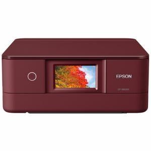 エプソン EP-880AR A4カラー対応 インクジェットプリンター 「Colorio(カラリオ)」 レッド