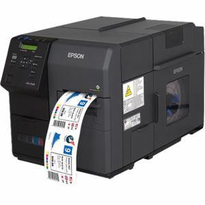エプソン TM-C7500 カラーラベルプリンター マットインク対応モデル