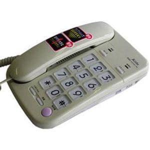 オーム電機 インテリアテレホン コロン TEL-3500