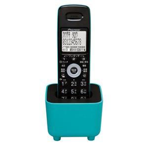 パイオニア 電話機 増設用子機 ターコイズブルー TF-EK34-A