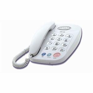 EAST シンプルテレホン電話機 EHP-150